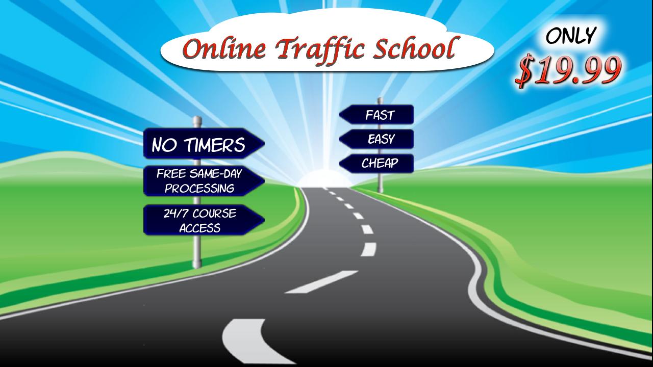 Cheap Online Traffic School Cheap Traffic School 365